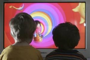 Дети и телевизор, ребенок и телевизор